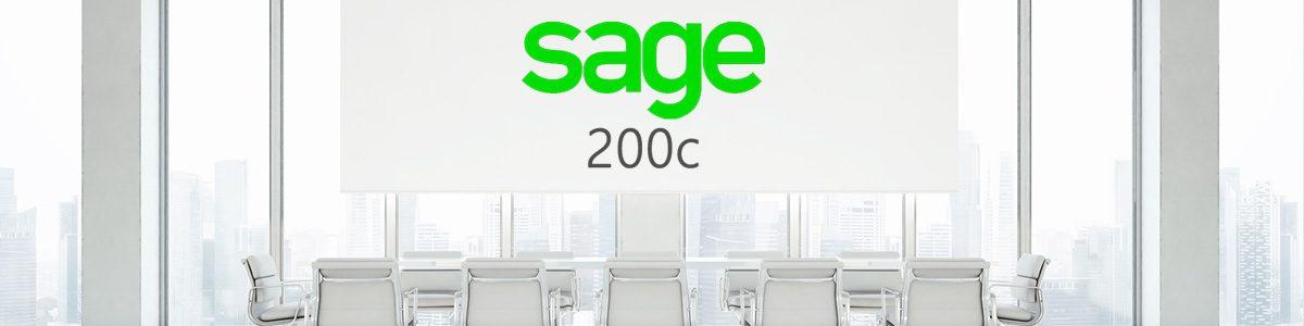 Comparador ERP: Sage 200c